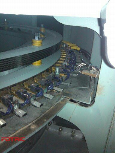 沙沱水电站发电机集电环及碳刷温度监测系统