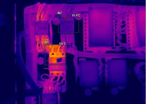 电气设备红外缺陷判断方法