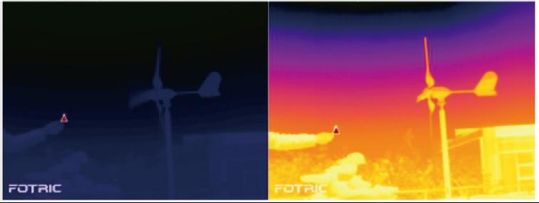 高温差均衡成像技术